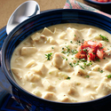 Curried Cream of Turkey Soup