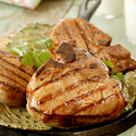 Chipotle-Lime Marinated Grilled Pork Chops