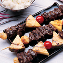 Island Lamb Teriyaki Sticks