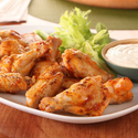 Zesty Grilled Wings